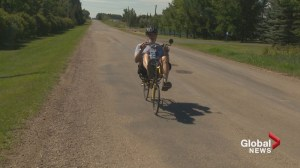 15 kilometer bike path will connect Coaldale and Lethbridge