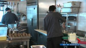 Edmonton chef calling for significant change