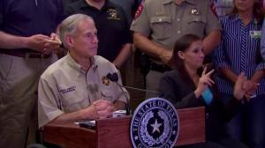 Texas under state-wide disaster declaration from Harvey: Gov. Abbott