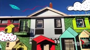 Local artists create Calgary's first augmented reality mural