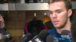 Extra buzz surrounding Connor McDavid ahead of Oilers/Ducks game