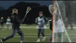 Trent lacrosse team shoots for gold medal