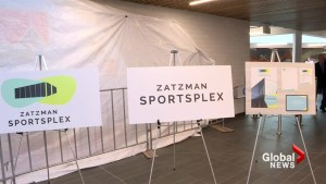 Dartmouth Sportsplex to be named after Zatzman family
