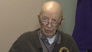 Kingston war veteran turns 100