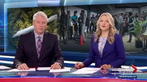 Global News Hour at 6 Edmonton: Oct. 17