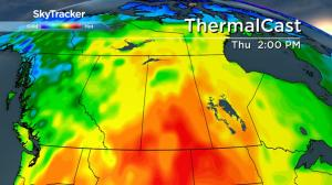 Saskatoon weather outlook: 30 degree heat ahead, but will it come at a cost?