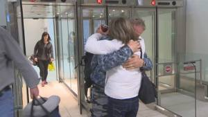 Nova Scotians make emotional return from Fort McMurray