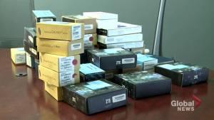 Victim Services Durham Region seeking used cellphones