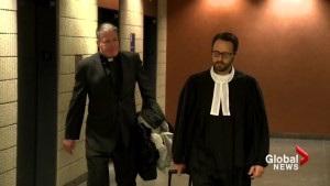 Montreal Catholic priest Brian Boucher pleads guilty