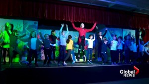 Montreal elementary students prep for performance of a lifetime