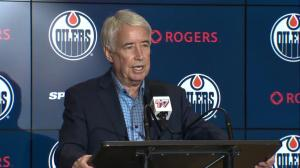 Ken Hitchcock will be Edmonton Oilers head coach until end of season