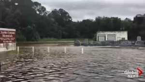 Dawna Friesen: Driving into a flooded Jacksonville