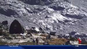 Three BC friends make film about receding glaciers
