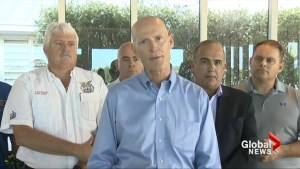 Florida governor urges residents to prepare for 'absolutely deadly' Hurricane Matthew