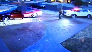 Video captures 14-year-old impersonating cop in fake traffic stop