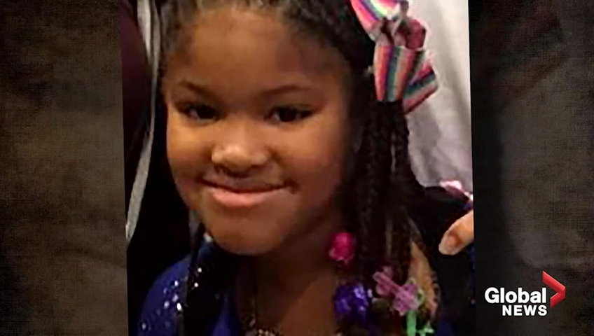 Houston girl, seven, is shot dead in Walmart parking lot
