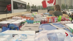 Fort McMurray donations for BC wildfire evacuees
