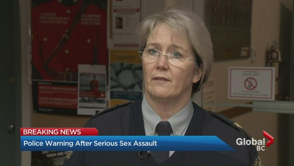 Police arrest suspect in sex assault of Surrey girl