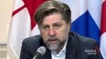 Plateau-Mont-Royal Mayor Luc Ferrandez quits