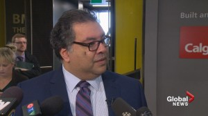 Naheed Nenshi responds to B.C. – Alberta pipeline squabble