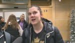 Extended interviews BC Alberta players win gold at world women's U18 hockey championship