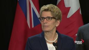 Wynne: LCBO model 'very well suited' for pot distribution
