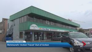 Police warn about Richmond travel agency