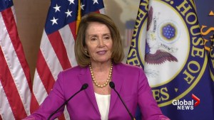 "Republicans compromising ""with the devil"" on immigration bills: Pelosi"