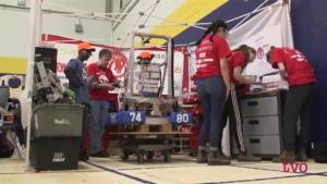 Meet Machine Mavericks, the young group of Kingstonians heading to the Ontario Robotic Championships