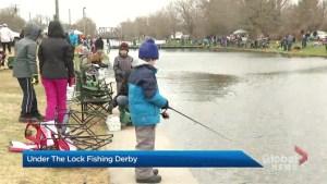 2019 Fishing Derby in Peterborough