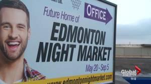 Night market proposal before City of Edmonton