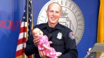 Albuquerque cop adopts baby after finding pregnant woman getting high