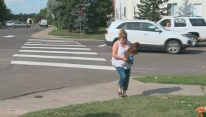 Changes made at Mill Woods intersection where 2 pedestrians died