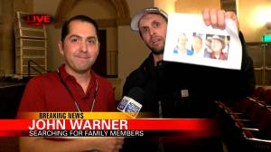 California man says he found grandparents after appearing on TV