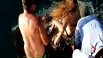 'It happened so quickly': Shark pulls Australian woman into water