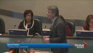 Toronto City Council begins final debate over 2018 (02:48)
