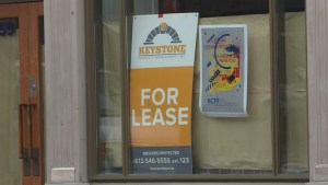 Kingston looking to cut vacant property tax rebate