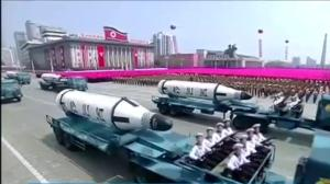 Alarming North Korean missile test puts world powers on the defensive