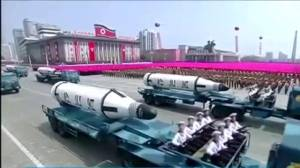 Alarming North Korean missile test puts world powers on the defensive (02:12)