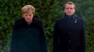 World leaders arrive in France ahead of Remembrance Day