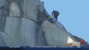 Ascending El Capitan
