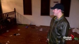 Nightmare tenants destroy rental property