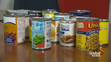Maybe That Bpa In Your Canned Food Isnt >> Report Sounds Alarm Over Discovery Of Bpa In Canadian Canned Food