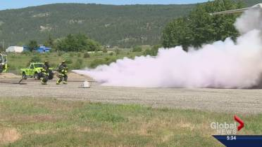 Lucrative salary year for Kelowna firefighters - Okanagan