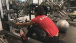 Montreal weightlifter trains for 2020 Olympics
