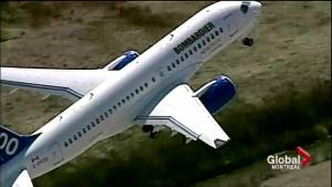 Delta purchases Bombardier aircrafts