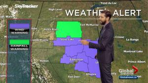 Edmonton Weather Forecast: June 11