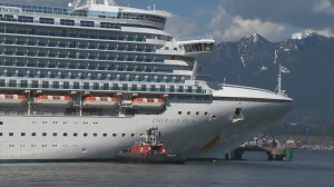 2019 cruise ship season begins in Vancouver