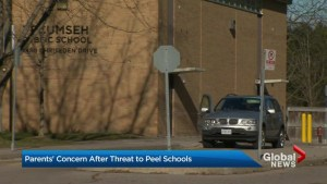 Arrest made in anonymous threat against Mississauga school
