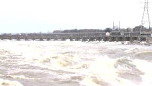 Chaudière Bridge closing to traffic starting Sunday due to 'high water levels'